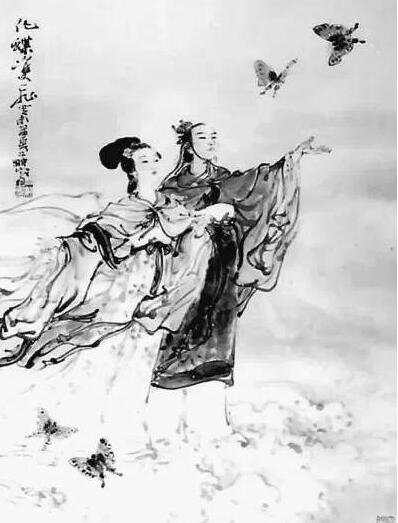 感人的爱情故事:梁祝化蝶的传说故事-反馈吧